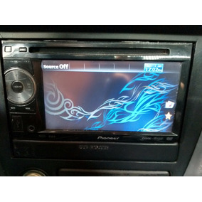 Reproductor Pantalla Dvd Pioneer Avh1450dvd Tactil Usb Touch