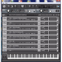 Multi Kit Sample Kontakt Vários Kits Em Um Com Ritmos Yamaha