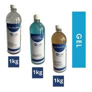 Kit Gel Conductor Hialurónico Neutro Reafirmante 1l Biolab