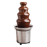 Contraentrega Fuente Chocolate Pileta 4 Pisos Acero Inox