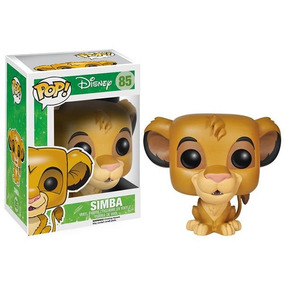 Funko Pop Simba 85 El Rey Leon Disney
