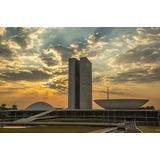 Cenário Foto Real De Brasília Para Simulador De Voo
