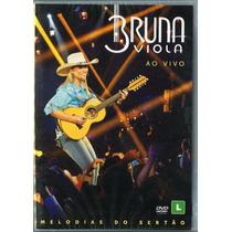 Dvd Bruna Viola 2016 - Melodias Do Sertão Ao Vivo ( Lacrado)