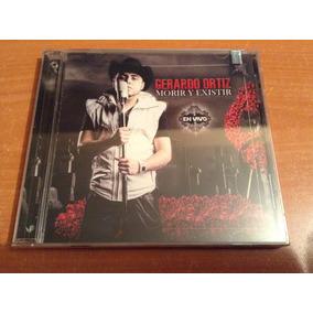 Gerardo Ortiz Morir Y Existir Cd Album