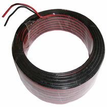 Cable Audio Carro Sonido Buena Calidad Triaxiales Bajos 30m