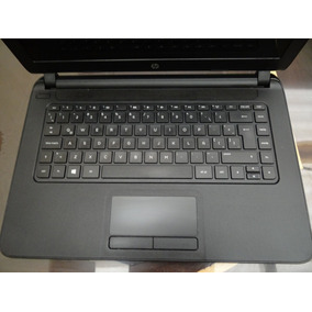 Laptop Hp Notebook Dañada