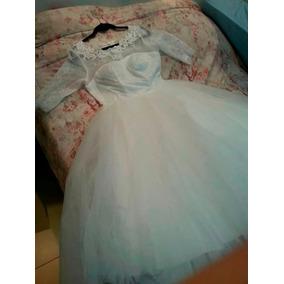 Vestido De Noiva Lindo Nunca Usado Tamanho 46/48!!