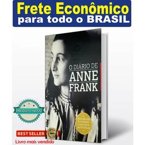 O Diario De Anne Frank Livro Novo Frete R$ 12 Para Todo Br