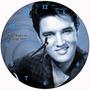 Reloj De Pared Personalizado Elvis Presley