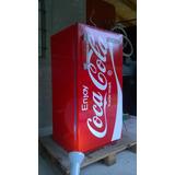 Heladera Coca Cola Antigua Suavex