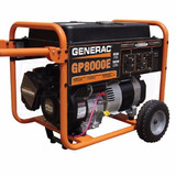 Planta Eléctrica Generac 8000 Watt 8 Kva