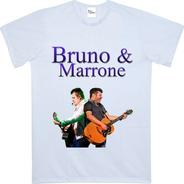 Camiseta Ou Baby Look Bruno E Marrone
