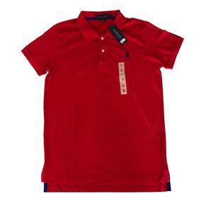 e4aea4a3d9 Camisa Polo Masculina - U.s Polo Assn. Slim Original - Tam M