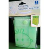 Baby Shower Unisex Cajita Para Recuerditos X 4 Unds