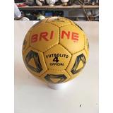 Balón De Fútbol 100% Cuero