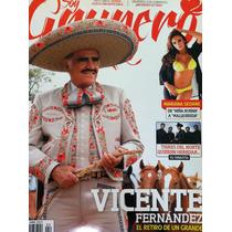 Vicente Fernandez Paty Cantu Mariana Seoane Revista Grupero