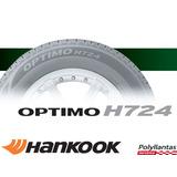 Llanta 215/60r17 Hankook Optimo H724, Pago Msi