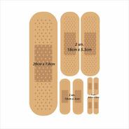 Adesivos Band-aid Para Carro