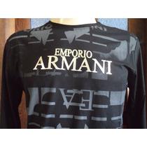 Camisa Emporio Armani Reflector P, M, G E Gg Gabbana D&g