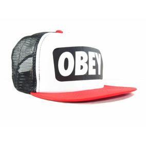 Gorra Obey Trucker Sb Fc 6.0 Air Moda 2017