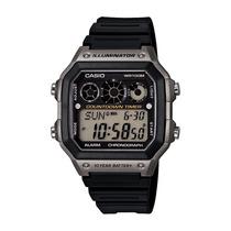 Relógio Masculino Casio Digital Esportivo Ae-1300wh-8avd