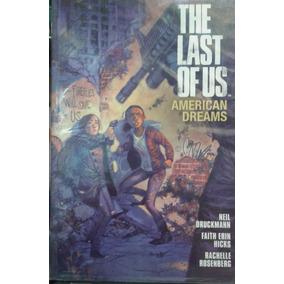 The Last Of Us American Dreams Kamite Comics Novela Grafica