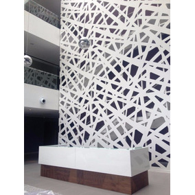 Paneles Decorativos Celosías Biombos 240x120 Corte Láser
