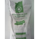Cloruro De Magnesio Bolsa 25 Kg S/. 460 Soles