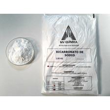 Bicarbonato De Sódio 5und X 1kg = 5kg