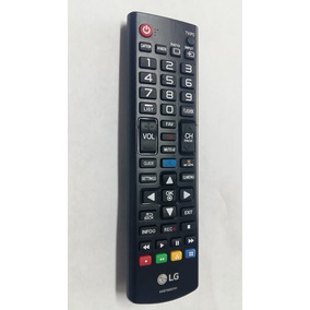 Control Remoto Pantalla Lg Original Akb75055701 Agf76631052