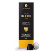 Café Cápsulas Nespresso Gourmet Baggio Caffé.com 10un