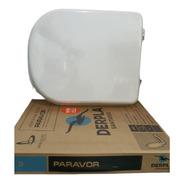Tapa Inodoro Paravor Vogue Plus Blanco H/cromado Derpla