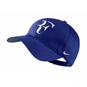 Gorra Nike Roger Federer Azul Cod 457 Guido Tenispro