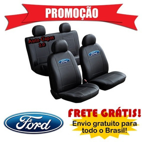 Capa De Banco Automotivas Couro Ford Ecoe Sport 2013