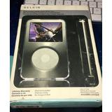 Case Metal Ipod Classic Apple Belkin Original