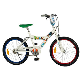 Bicicleta Me Humanity Rodado 20 Boy