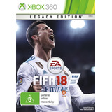 Fifa 18 - Xbox 360 - Original