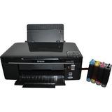 Impresora Epson Tx 135 Con Sistema Continuo