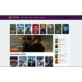 Tema Toroplay Wordpress - Clone Netflix