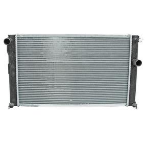 Radiador Prius 11-12 1.8 L4 Aut Tw