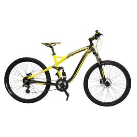 Bicicleta Todoterreno Benotto Doble Suspensión Rin27 Shimano