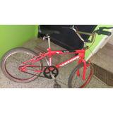 Bicicleta Marca Apache Modelo Bmx