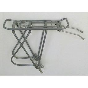 Portabulto Parrilla Aluminio Para Bicicleta R-26 Carga 25kg
