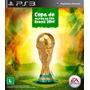 Copa Do Mundo Fifa 2014 Ps3 Mídia Física Lacrada