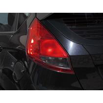 Pelicula Fumê Seta Lanterna Traseira New Fiesta Hatch 2014