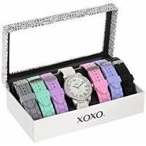 Reloj Xoxo Original, Varias Correas Multicolor. Envío Gratis