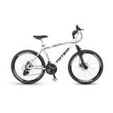 Bicicleta Totem Blitz Freio A Disco 21v