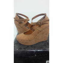 Zapatos Café 4.5 Marca Impuls