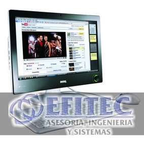 Efi-id-1801 Computadora Monitor Benq Nscreen I91