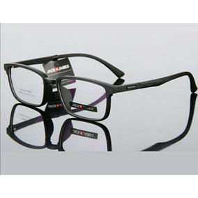 Armação Para Óculos De Grau Cor Preta